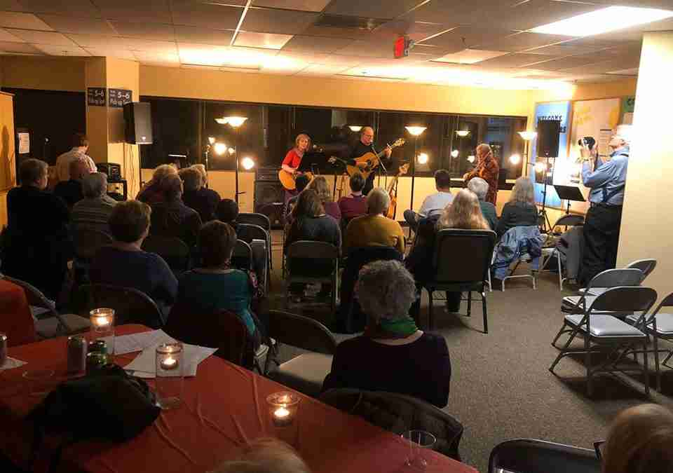 Jam Session Reveals Network of Talent and Friendship at UUCA